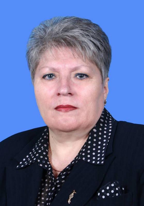 Тюрина Надежда Тимофеевна