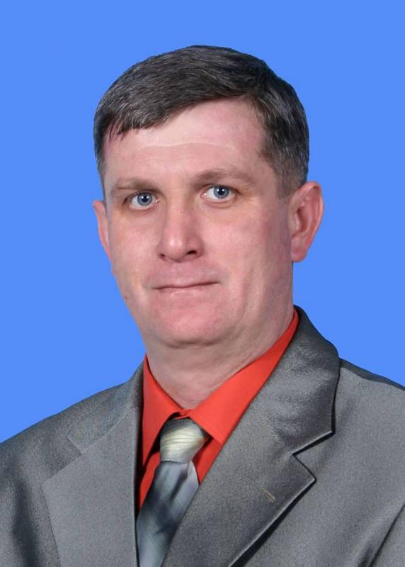 Храпов Юрий Петрович –  главный инженер ООО «Родина»